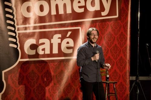 Jan-Bart De Muelenaere Comedy Café Cultuur Centrum
