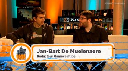 Jan-Bart De Muelenaere Gametown Eurogamer TMF