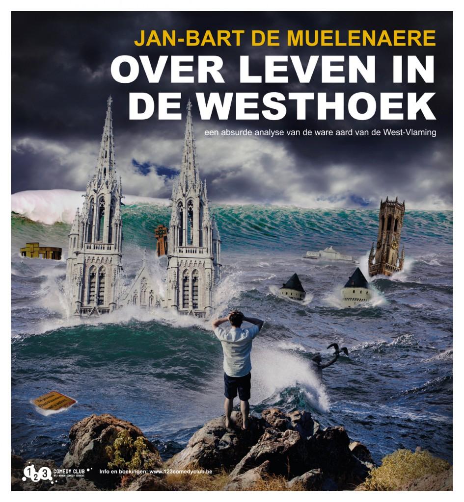 Jan-Bart De Muelenaere - Over Leven in de Westhoek