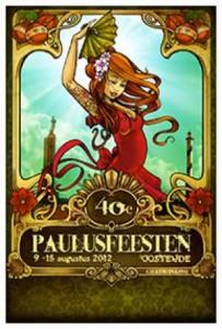 Paulusfeesten 2012 - 40 jaar