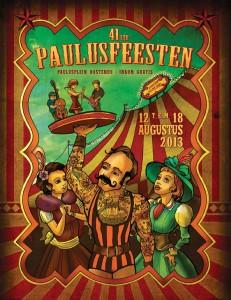 Paulusfeesten 2013 - 41 jaar
