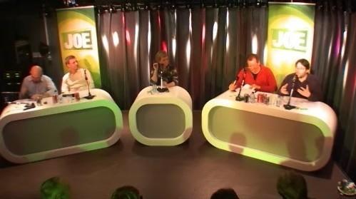 Jan-Bart De Muelenaere JOEkes Live op JOEfm