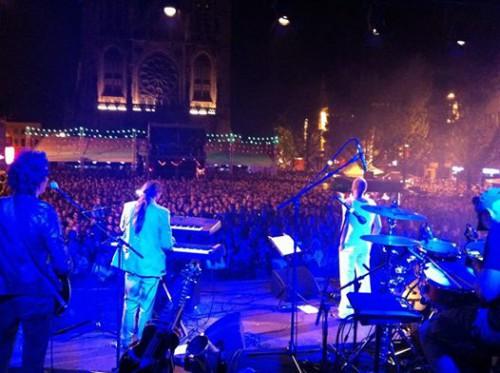 Preuteleute Paulusfeesten 2014