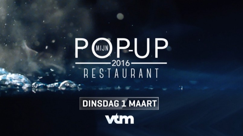 Mijn Pop-Up Restaurant 2016