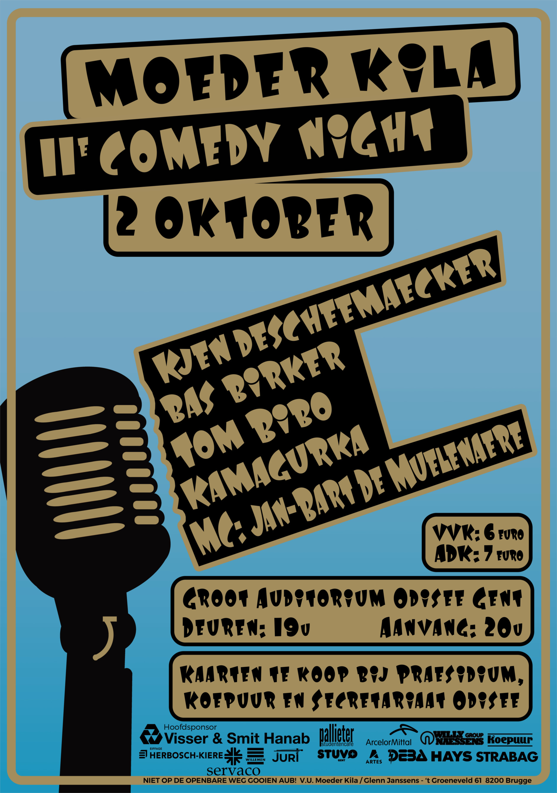 2017-10-02 - KILA Comedy 11
