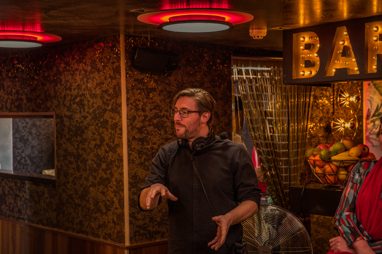 Publieksopwarming Gert Late Night - Jan-Bart De Muelenaere